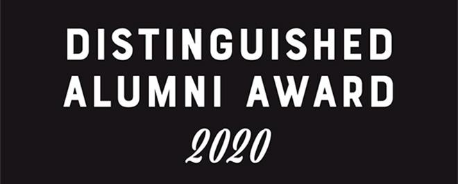 Distinguished Alumni Award 2020
