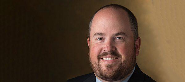 Kevin Thomas Named Associate VP for Enrollment Management