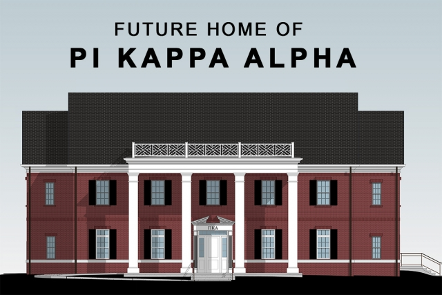PI KAPPA ALPHA House