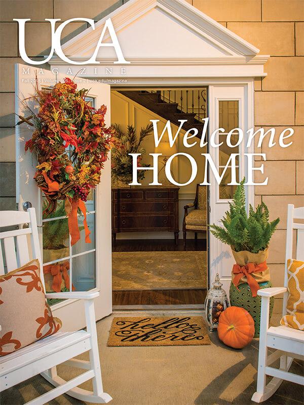 Fall 2015 Magazine Cover