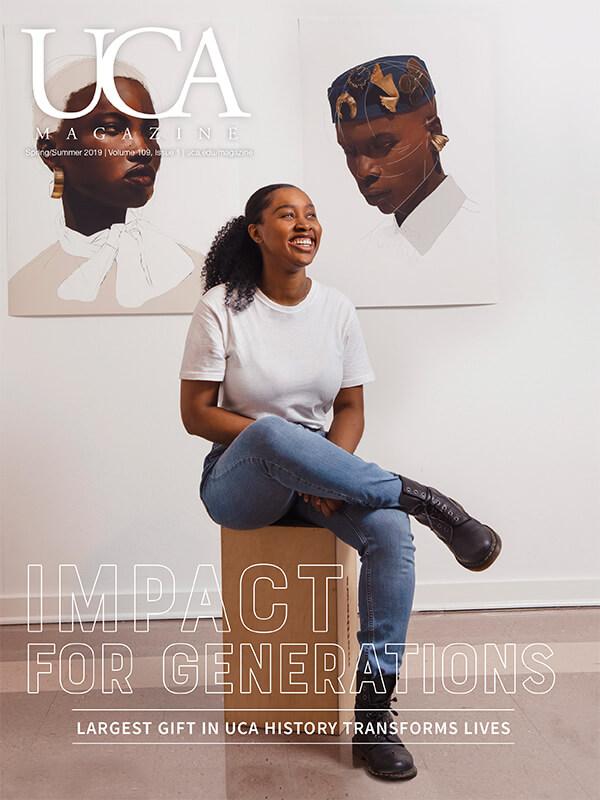 Spring/Summer 2019 Magazine Cover