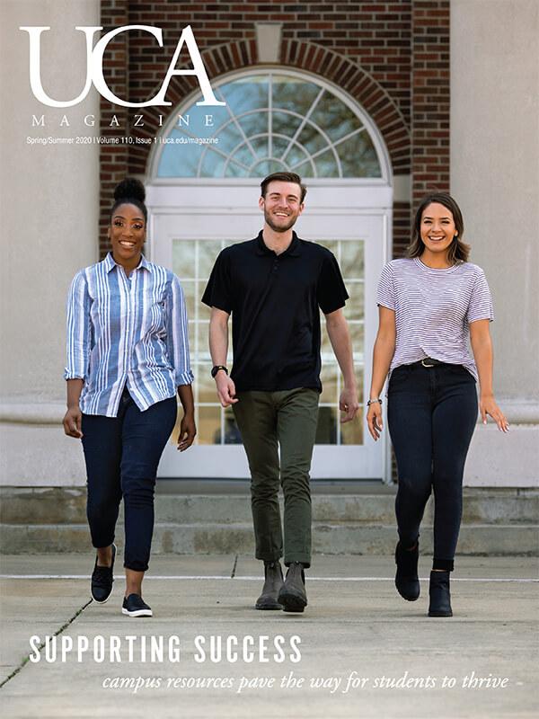 Spring/Summer 2020 Magazine Cover