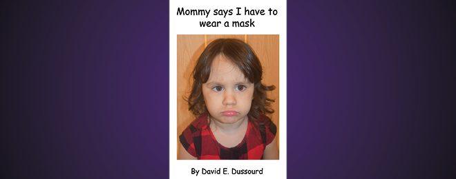 UCA Professor Writes Children's Book on Mask-Wearing