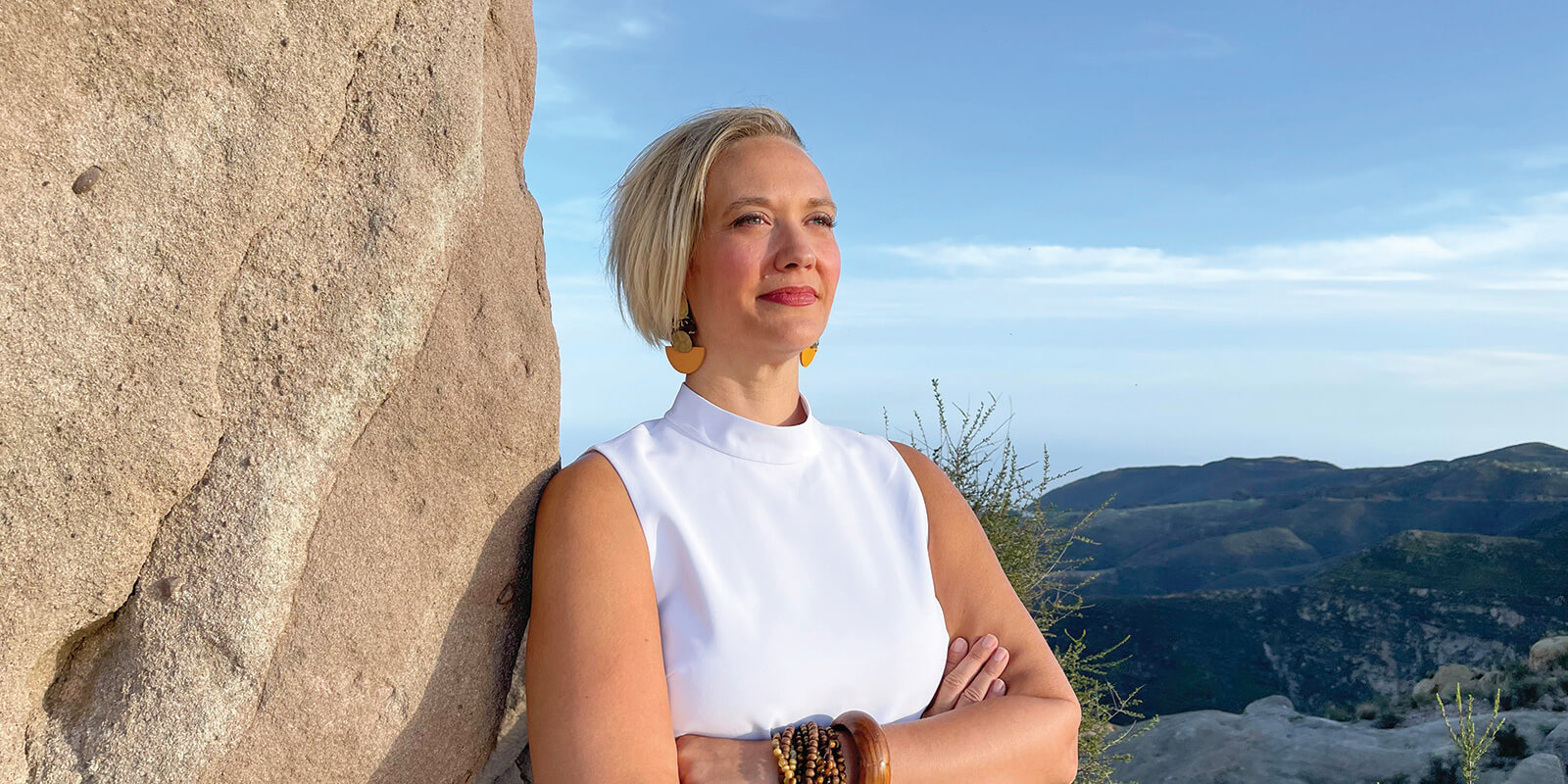 Jessica Harden '03 Takes Lead of Design at Getty Museum