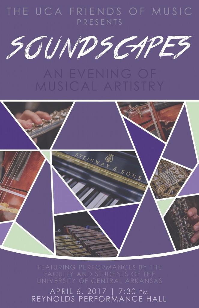 Soundscapes poster