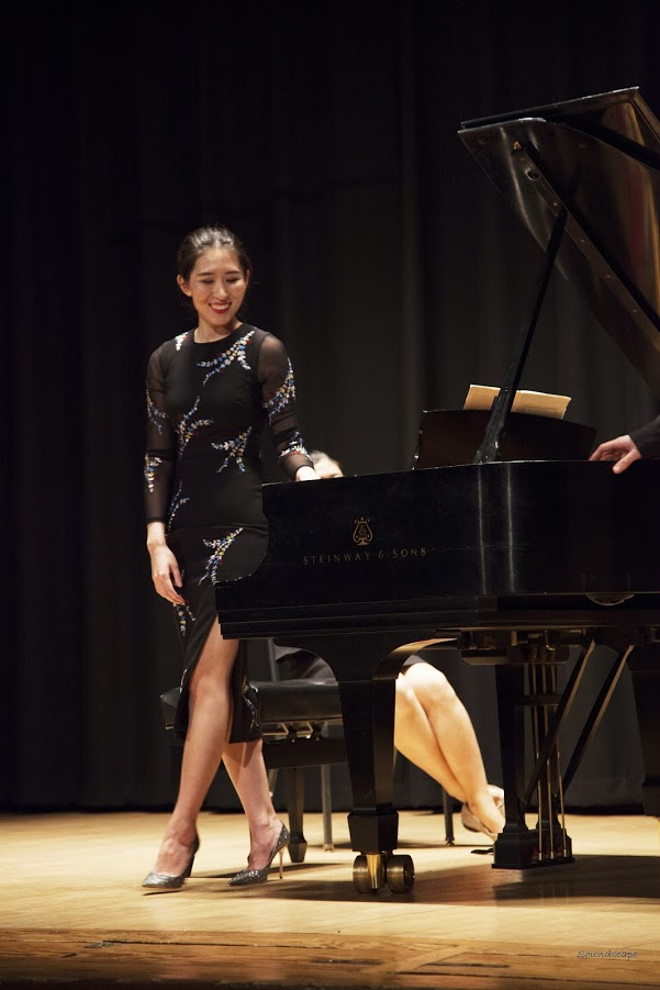 2017- Yao Yao at the New England Conservatory
