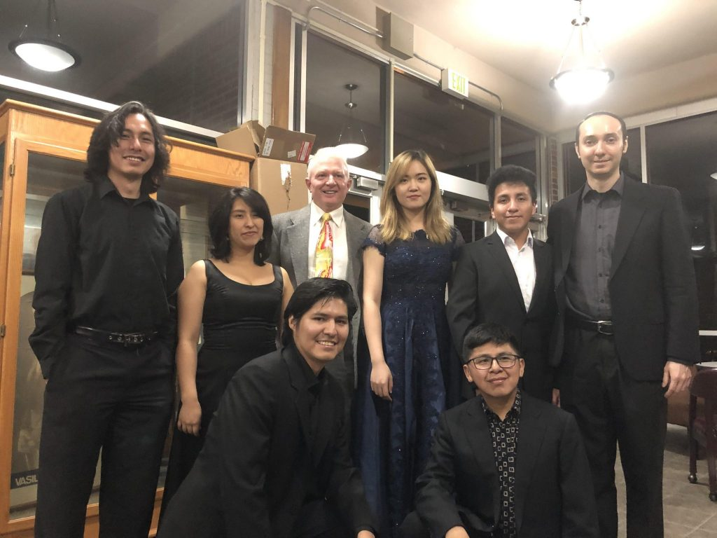 2019- Piano Class post May Concert