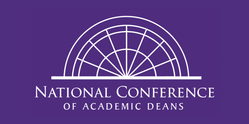 Deans' Conference