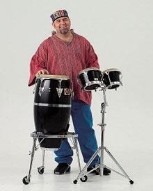 Papa-Rap-Congas