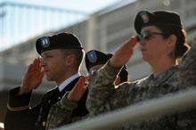Community Honors Veterans' Sacrifices