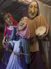 bread puppet