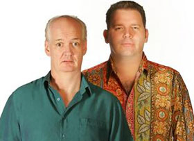 Improv Comedy with Colin Mochrie, Brad Sherwood April 9