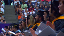 UCA Confers 1,121 Degrees During Spring Commencement