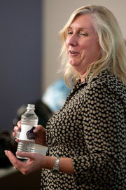 Microsoft VP Returns to Alma Mater to Inspire Students