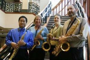 Arkansas Saxophone Quartet to perform Nov. 20