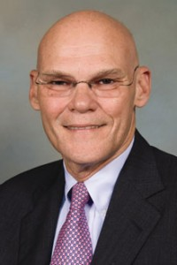 James Carville to Continue Lecture Series