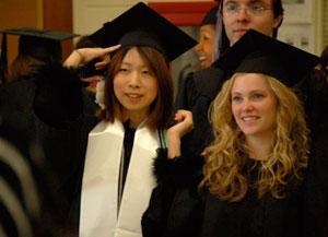 Graduates Begin New Chapter