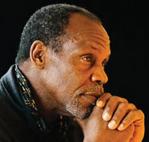 "Danny Glover, Felix Justice to Present ""An Evening with Martin & Langston"""