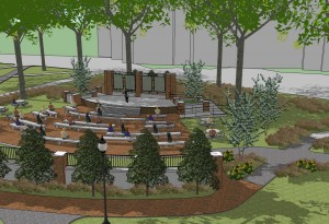 Amphitheater Project Moves to Bid Phase