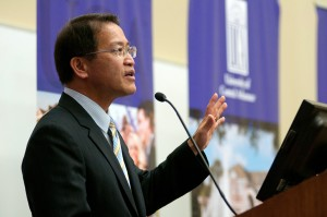 Taipei Official Visits UCA
