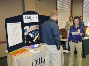 Spring Job Fair Set for March 6