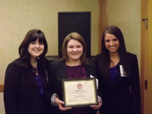 UCA Students Take Top Honors at Regional Competition