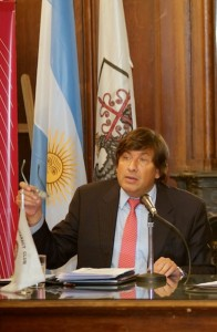 Argentinean Federal Judge Visits