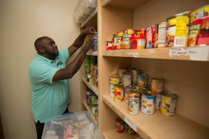 UCA opens food bank on campus