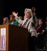 Annual Teacher Pinning Ceremony at UCA