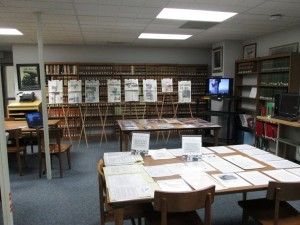 UCA Archives displays 9/11 collection