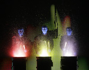 Blue Man Group to perform 2 sold-out shows