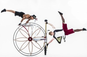 "Cirque Mechanics to present ""Pedal Punk"""
