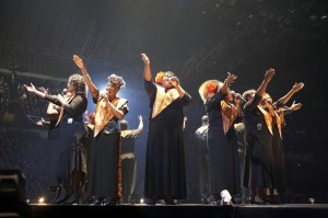 Harlem Gospel Choir to perform Feb. 19 at Reynolds