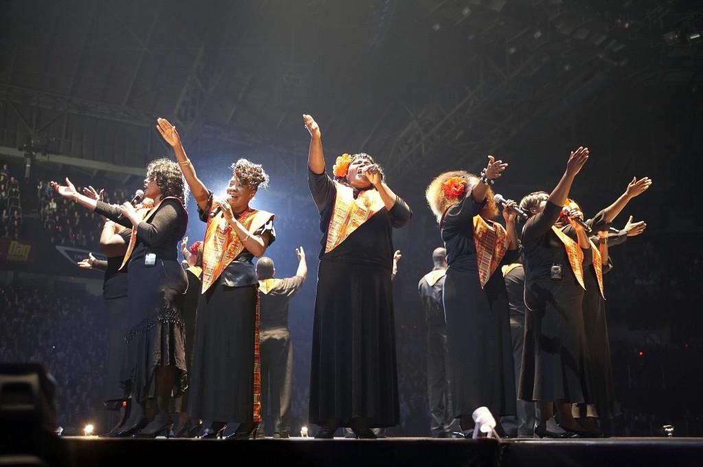 Harlem Gospel Choir gospel