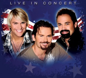 Texas Tenors to be in concert April 18