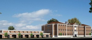 Lewis Science Center Rendering