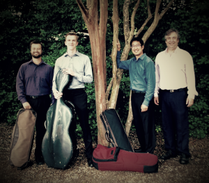 Ceruti String Quartet to perform Sept. 30