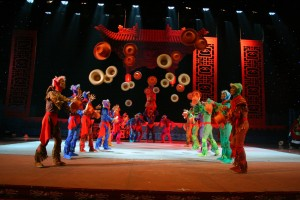 'Peking Dreams' performance sold out