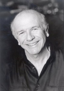 TerrenceMcNally-B W Photo
