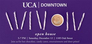 UCA hosts open house for new downtown facility