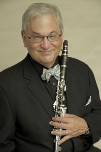Clarinetist David Shifrin to visit Jan. 19