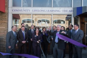 UCA Downtown Ribbon Cutting