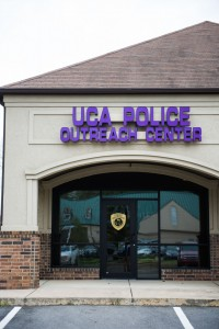 Police open a new training center for campus