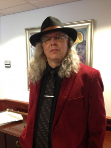 CFAC dean to celebrate National Poetry Month on KUAR's Arts & Letters