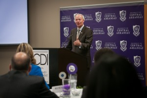 Gov. Hutchinson opens 30th annual CDI