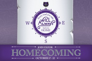 UCA BEARS CELEBRATE 2016 HOMECOMING OCT. 17-22