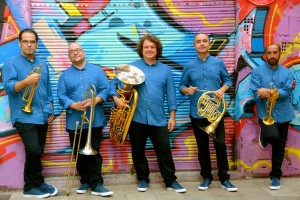 SPANISH BRASS TO BE IN RESIDENCE SEPT. 20-21