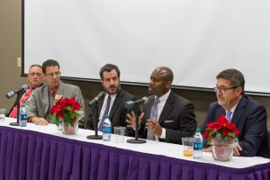 LEGISLATIVE PANEL AT UCA