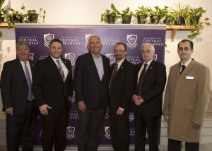 UCA FACULTY TO RECEIVE SUPPORT WITH $300,000 GIFT