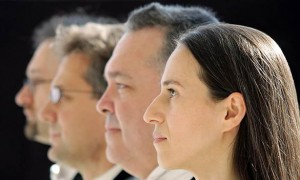 HARRINGTON STRING QUARTET TO BE IN RESIDENCE THIS WEEK